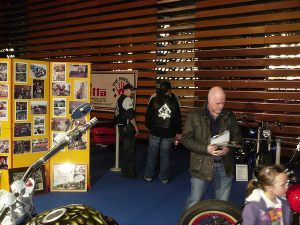 Knit And Stitch Show Kings Hall Belfast : Kings Hall, Belfast Show - Chopper Club Ireland